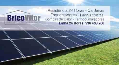 Assistência Painéis Solares Barreiro