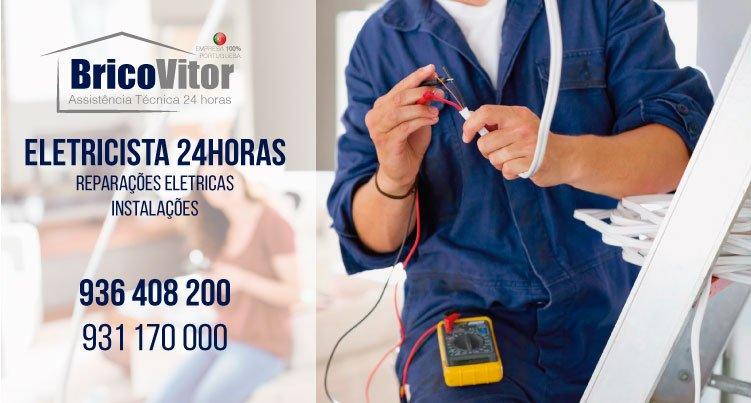 Eletricista Montijo 24 Horas