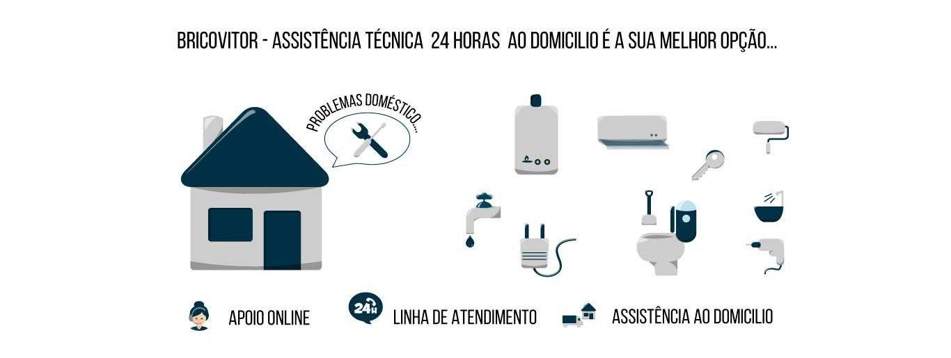 Assistência 24 Horas técnico de esquentadores técnico de Caldeiras Reparação Urgente eletricista canalizador Assistência 24 horas