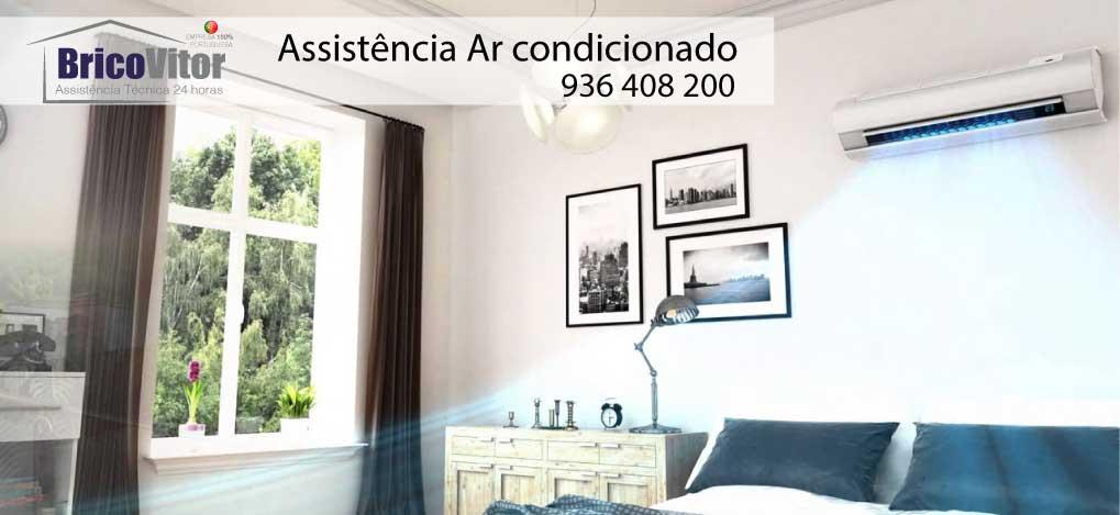 Assistência Ar condicionado Vizela 24 horas