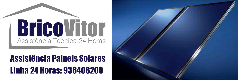 Reparação paineis solares